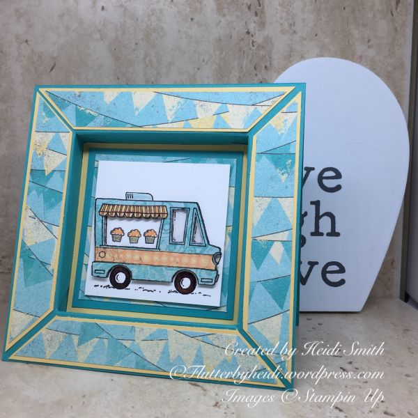 sunday scoring sale a bration tasty trucks shadow frame box card