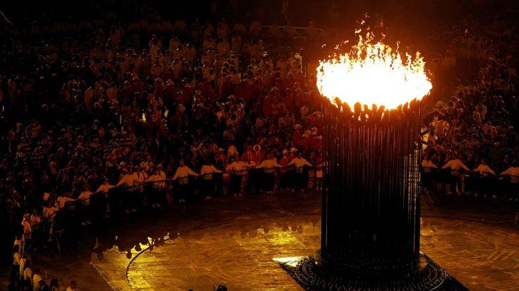 London 2012 Olympic Cauldron by Thomas HeatherwickLondonolymp, London2012, 2012 Olympics, London 2012, Open Ceremonies, Olympics Cauldron, Olympics 2012, London Olympics, 2012Olymp