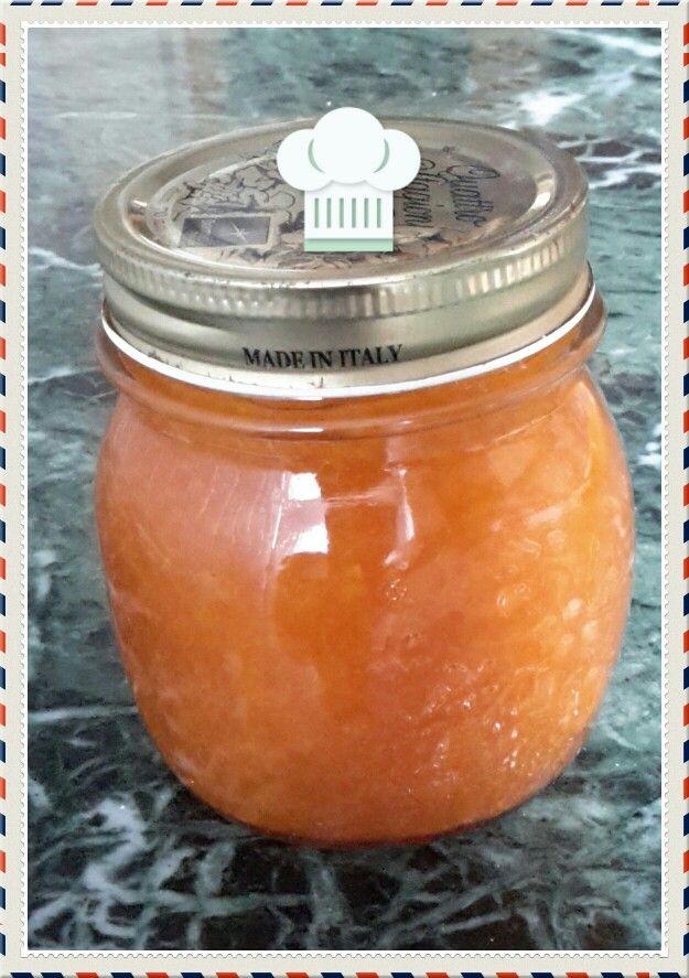Marmellata di mandarini al profumo di cannella e chiodi di garofano