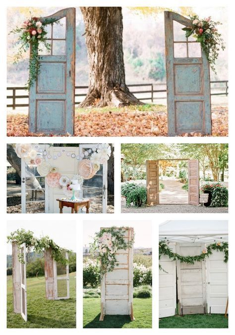 Old Door Backdrops Door Ideas Pinterest Backdrops Doors And