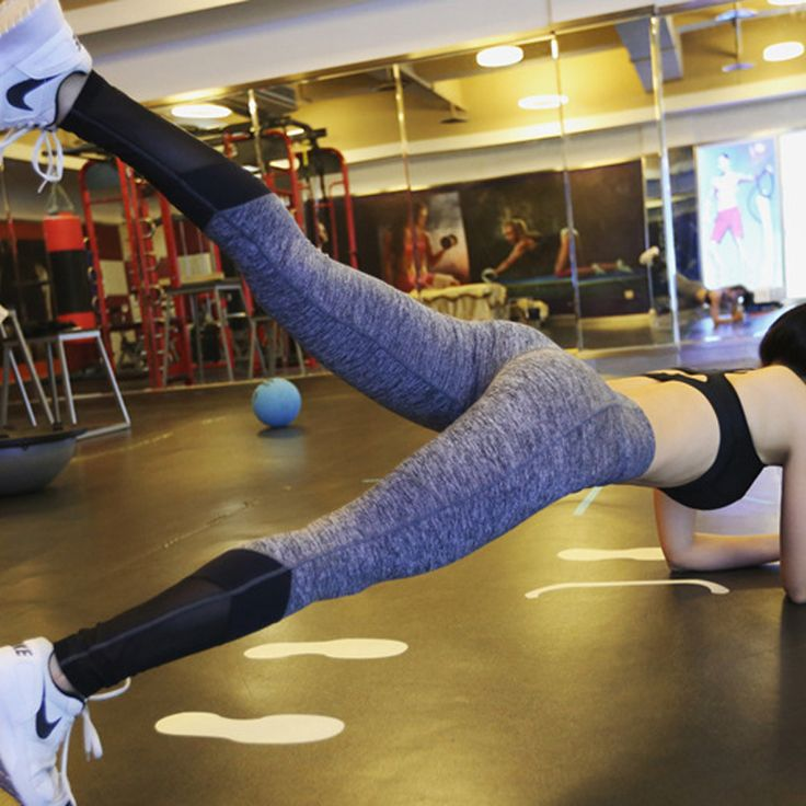 Yoga Leggings Fitness High Waist Elastic