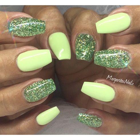 Best 10+ Lime green nails ideas on Pinterest   Neon green ...