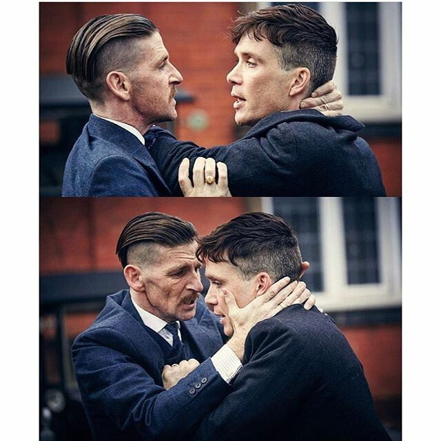 Arthur & Tommy Shelby | Peaky Blinders