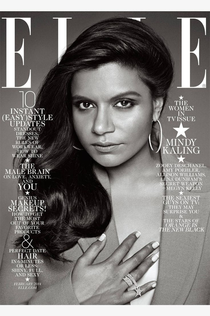 """BJ Novak on his ex-girlfriend/current collaborator/best friend, Mindy Kaling: """"She's a gangster and guys respond to that. This is not a girl who waits by the phone. This is a girl who picks up the phone and calls whoever she wants."""" Mindy on how the The Mindy Project getting green-lit served as a desperately needed distraction from her mother's death: """"Any person that's been in the business knows they're so lucky to have their show picked up–it happens to such a small fraction of shows. But…"""
