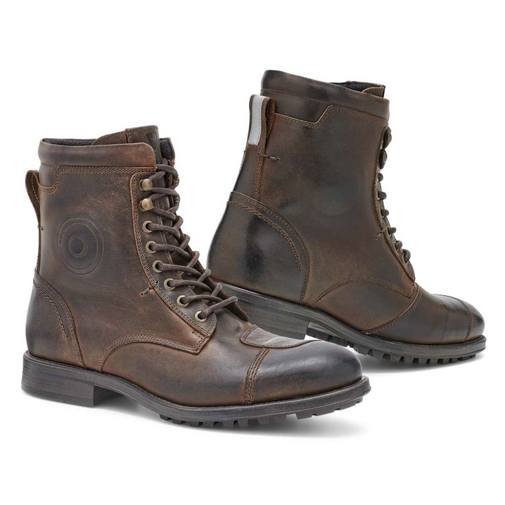 Best 25  Brown Motorcycle Boots ideas on Pinterest | Mens ...