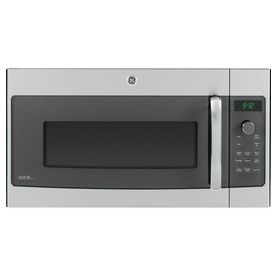 GE Profile 1.7-cu ft Over-the-Range Convection Microwave (Stainless Steel) (Common: 30-in; Actual: 29.875-in)