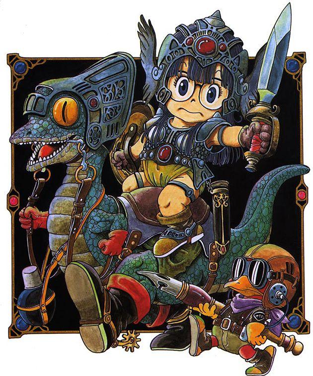 Dr Slump Manga: 120 Best Images About Artist Akira Toriyama On Pinterest