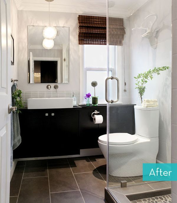 Ikea Bathroom Before After 11 best espresso vanity images on pinterest | bathroom ideas