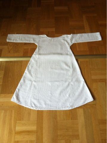 Enklaste klänningen II – hur du gör den helt rak.   Historisk Garderob