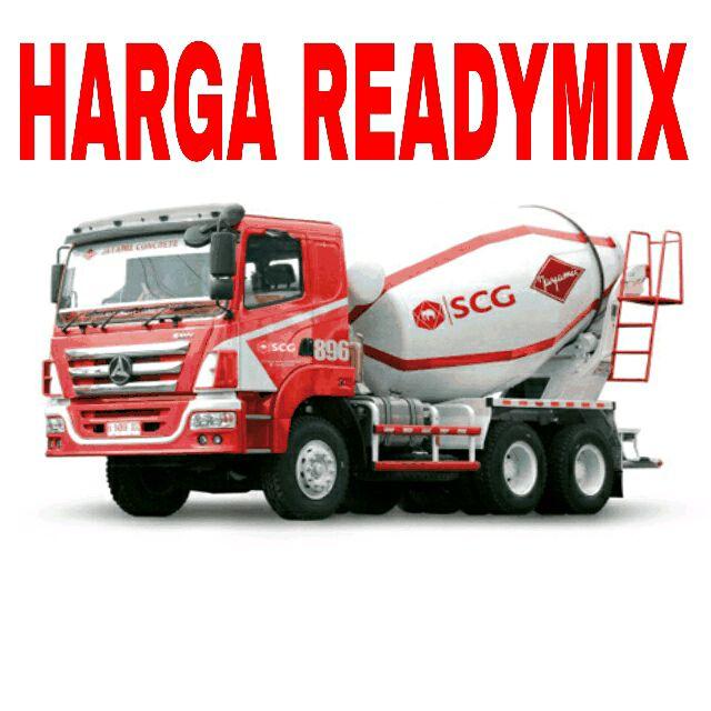 HARGA BETON READYMIX | HARGA BETON COR READYMIX