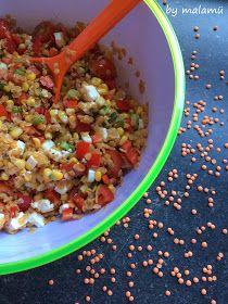 Einfach schöne Dinge … von malamü: Grillen 2014: Ein neuer Partysalat …   – Salat