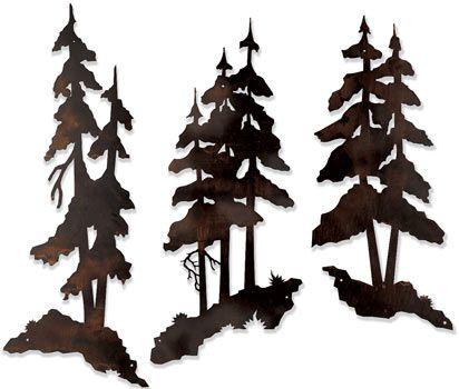 Tree Silhouette Stock Illustrations
