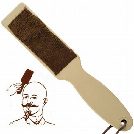 Hairbrush for Bald Men I'm sorry but I though this was soo funny!