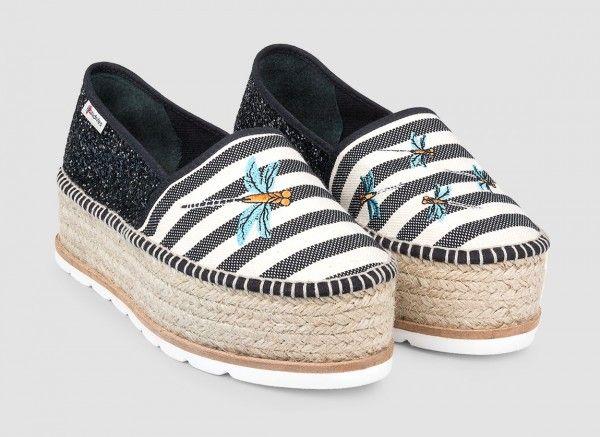 Espadrilles: la scarpa semplice per 8 ore di lavoro