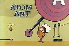 A repackage of the Atom Ant episodes from the 1965 The Atom Ant/Secret Squirrel Show.. The Atom Ant Show- 1967.
