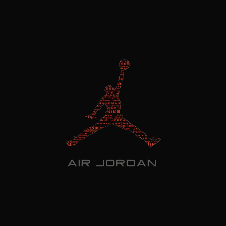 Air Jordan Logo Wallpaper HD - WallpaperSafari
