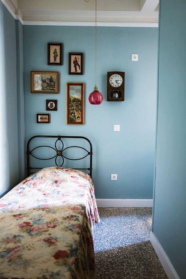 Art Deco House, Secret Bedroom, Dimitra Marini, Architects