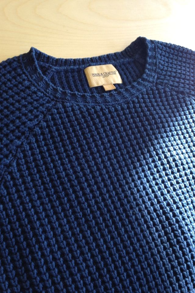 Levi's Made & Crafted fishermen sweater
