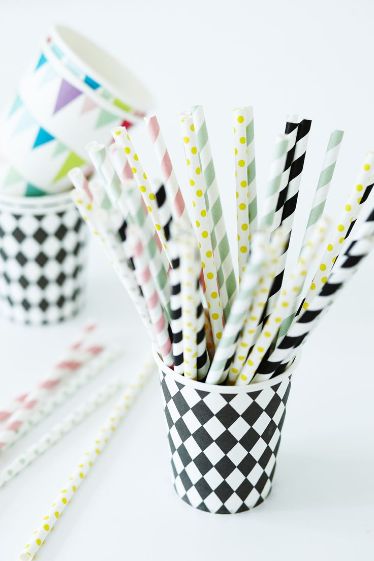 Birthday - Party - fest - Søstrene Grene   I got my amazing paper straws through @paperbreeze