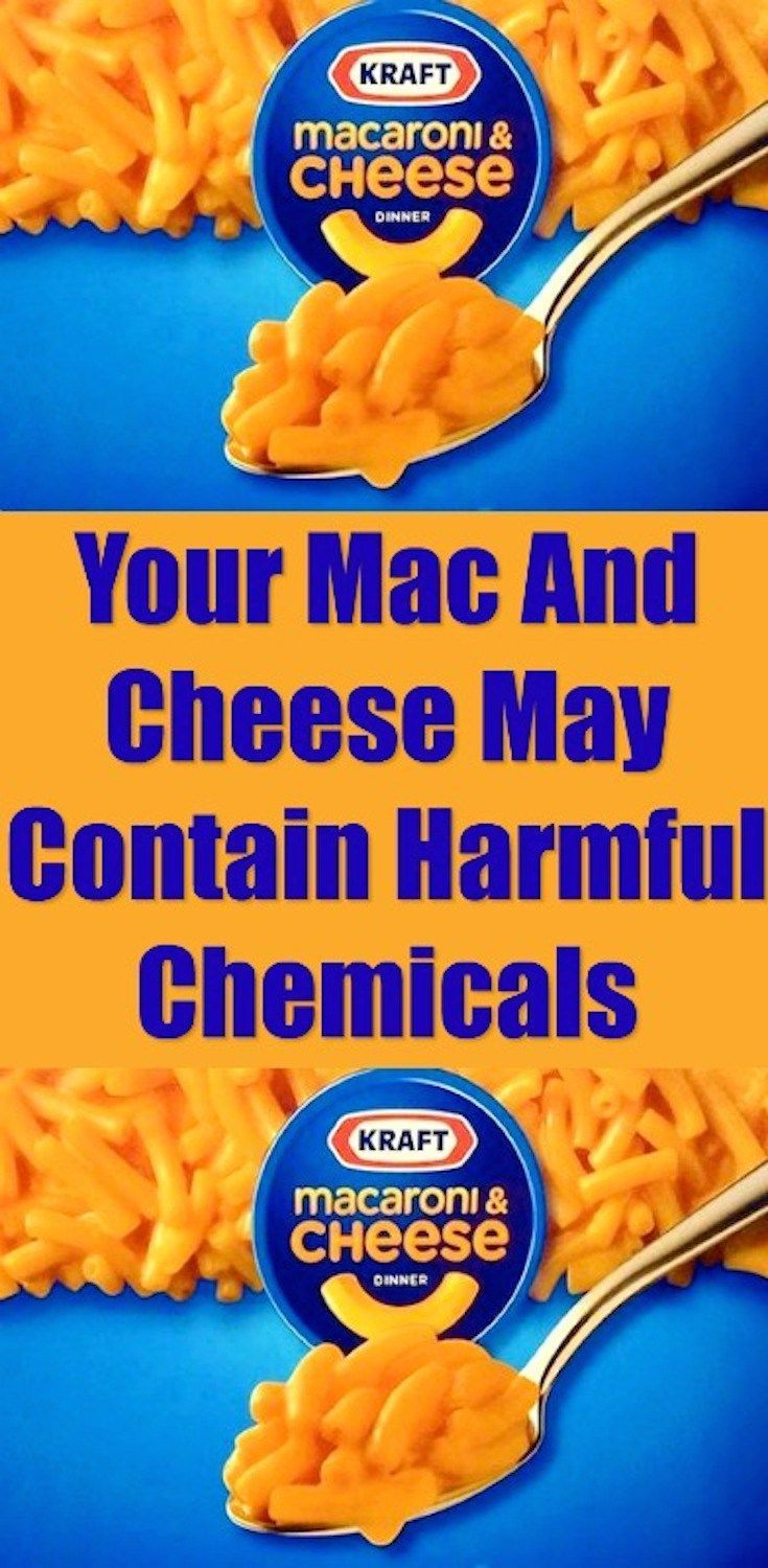Your Mac And Cheese May Contain Harmful Chemicals. Stay away from artificial ingredients and dangerous chemicals. Making your own is so easy. Recipe include in post! #healthykids #pasta #organic #health #wellness #kids #eatclean #realfood #eatlocal