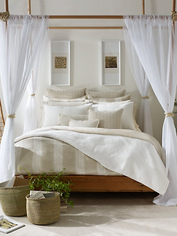 Modern Naturals Bed Collection - Bed Collections  Home - RalphLauren.com