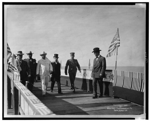theodore roosevelt and the panama canal essay A canal across panama would save incalculable miles and man-hours it would also, ferdinand de lesseps believed, make its stockholders rich, just as the suez had done for its investors.
