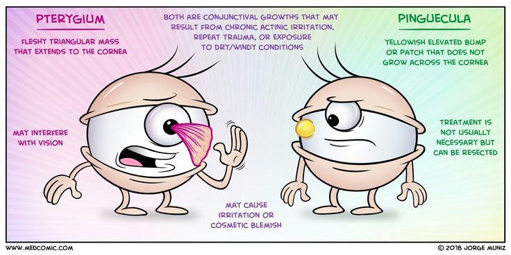 Pin en oftalmologia