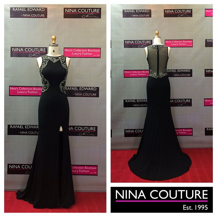 Say Yes to the dress for Prom 2017 with Canadian Prom Designer Nina Couture. Now available at Nina's Collection Boutique