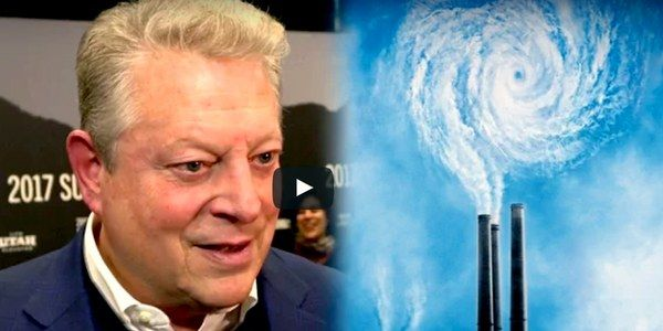 Al Gore's Prediction Comes True. When An Inconvenient Truth was released more than 10 years ago, the most criticized scene of Al Gore's climate change documentary was the flooding of downtown New York City from sea level rise and storm surge. Well, as the former vice president explains in the first official clip of An Inconvenient Sequel: Truth to Power, that prediction came true.