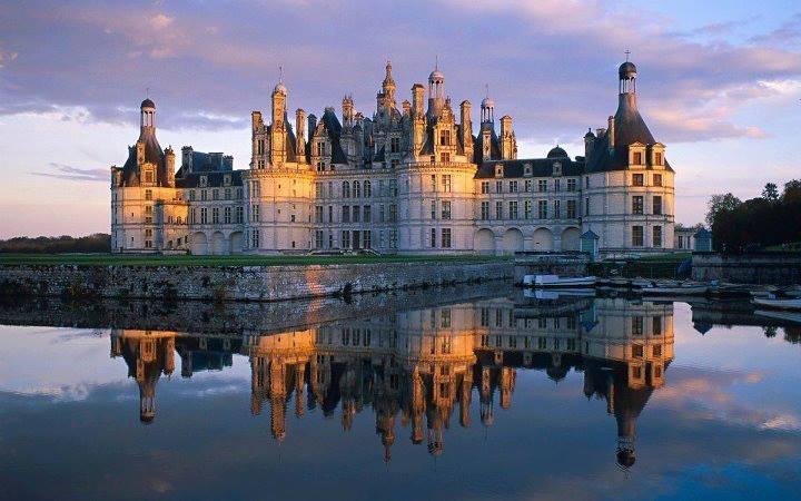 Castello di Chambord - Valle della Loira - Francia