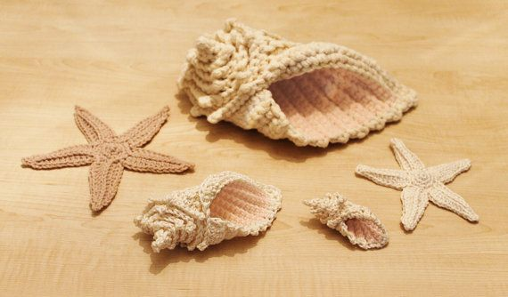how to make a conch shell