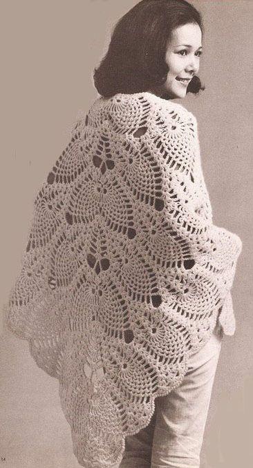Such a crochet beauty... - free diagram!
