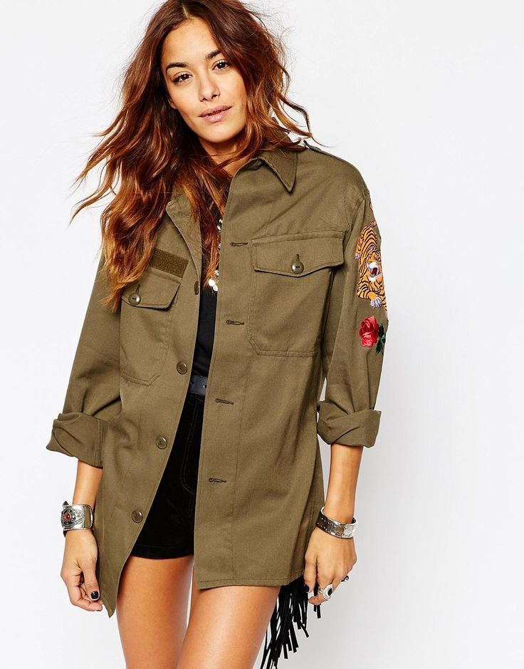 anderson-military-style-denim-jacket-petite