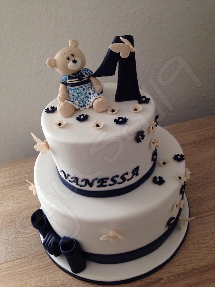 Torte zum 1. Geburtstag, First Birthday Cake
