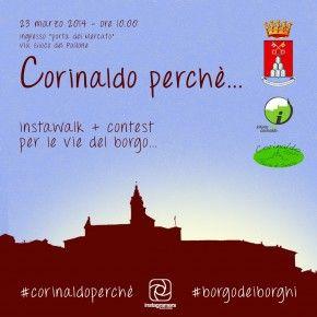 Instawalk a Corinaldo con IgersAncona #corinaldoperche #borgodeiborghi