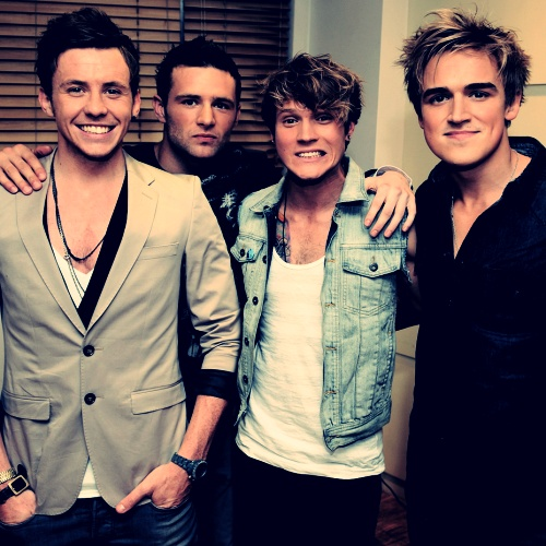 McFly * I love these boys * ♥