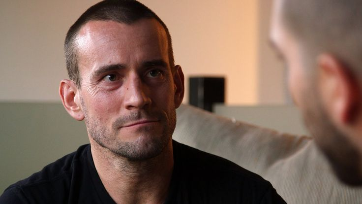 CM Punk Discusses Journey Before UFC Debut