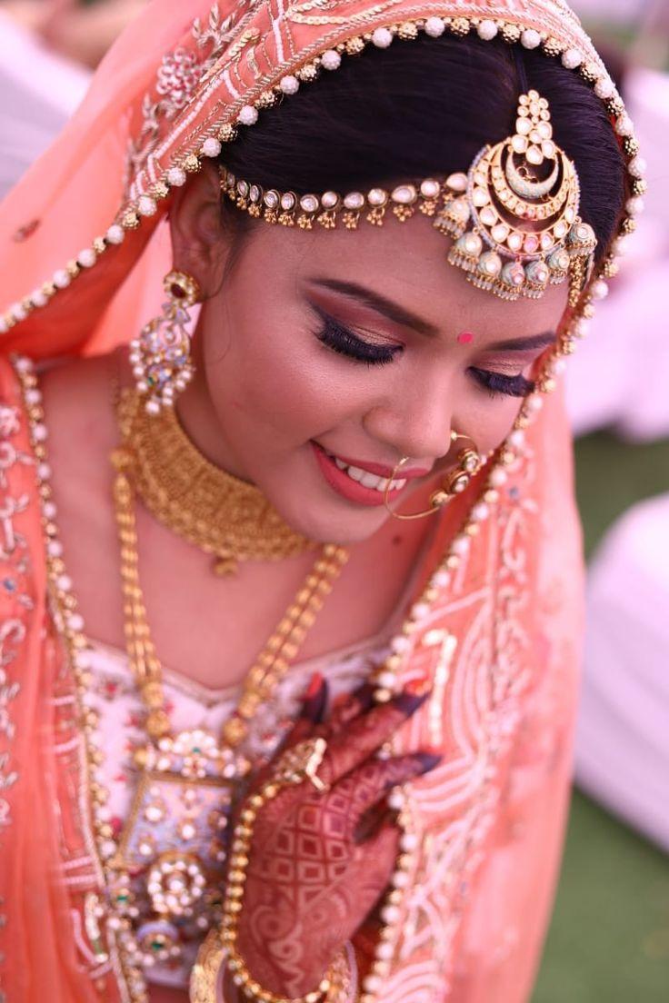Stunning look Archana Haria Indian hairstyles