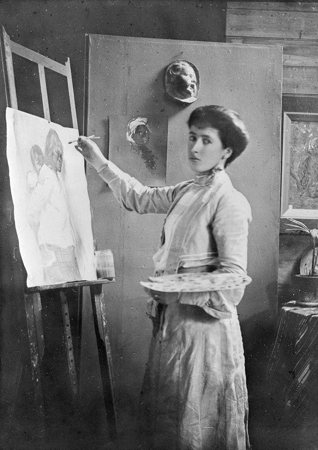 Frances Hodgkins | NZHistory, New Zealand history online