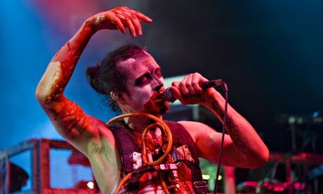 Industrial band Skinny Puppy demand $666,000 after music is used in Guantánamo torture