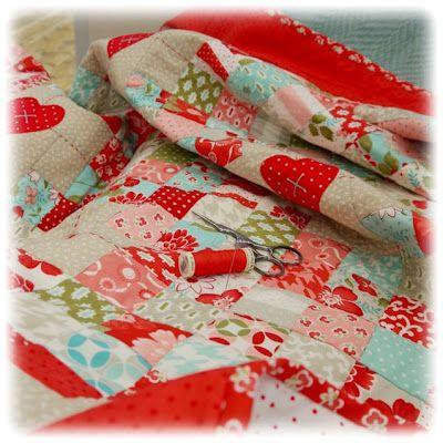 Mary Janes TEAROOM Quilt Loveliness Pinterest