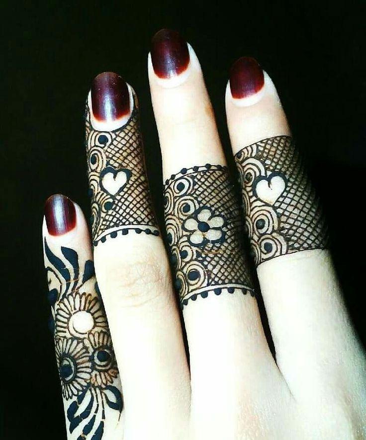 Finger Henna Designs Mehndi Designs For: 「henna」おしゃれまとめの人気アイデア|Pinterest|Uzma Mansuri