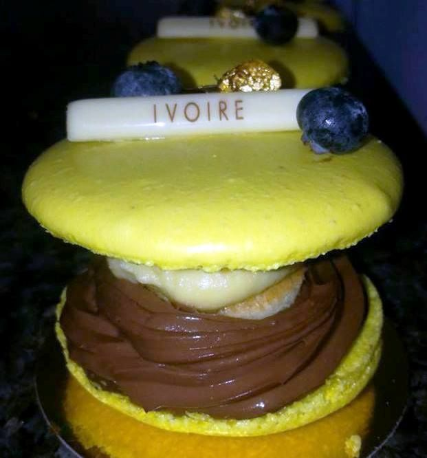 #ivoire #patisserie #desserts #sweets #macarons #chocolate #sugar #pleasure #tarts