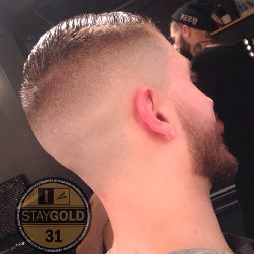 how to cut airy looking hair male
