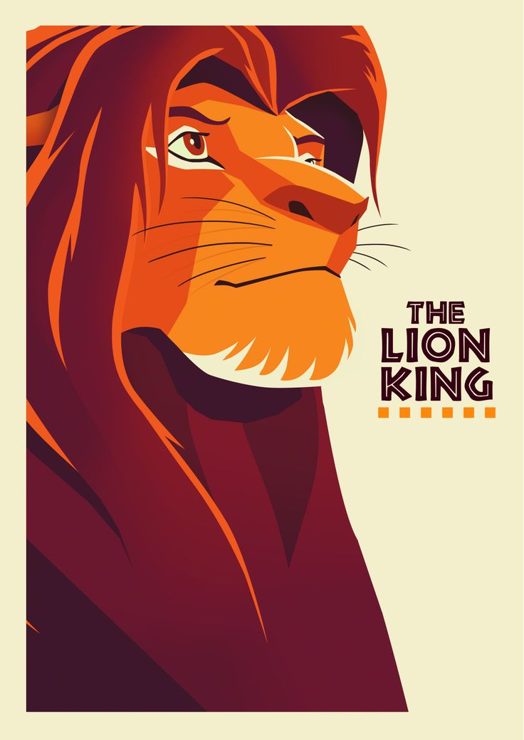 The Lion King - the greatest of all Disney movies!