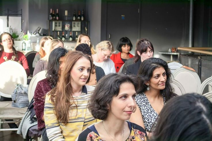 The 40-strong audience was full of talented, driven, kick-ass women ready to build on existing business or take their ideas and make them flourish.  I love nothing more than when incredible ladies come together to support and inspire one another and Friday as Girl Power at its best!