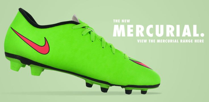 Brand new mercurial Football Boots!!!!