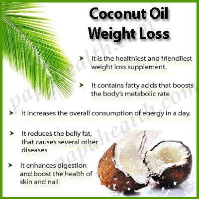 How Can Coconut Oil Weight Loss Benefit You? coconut oil is one of the healthiest and friendliest weight loss supplement.
