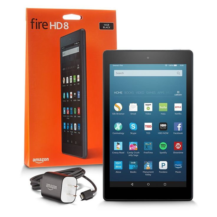 Kindle HD8 Giveaway