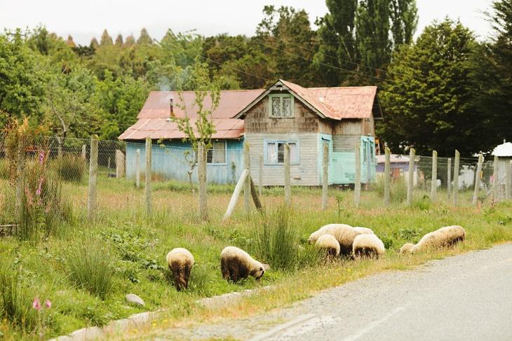 Frutillar, Chile via @Kyle Bragger Bragger